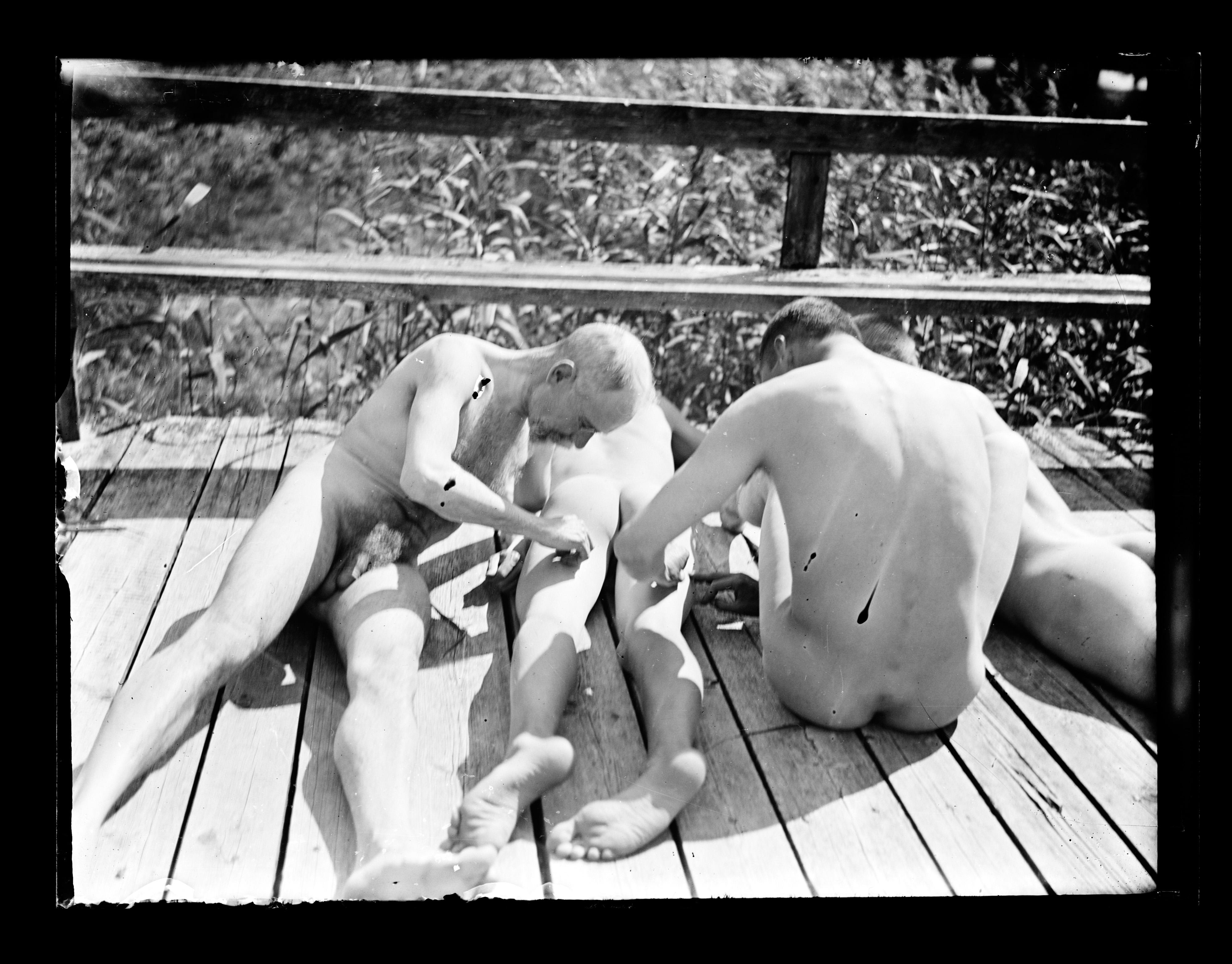 Svenska skådespelare nakna